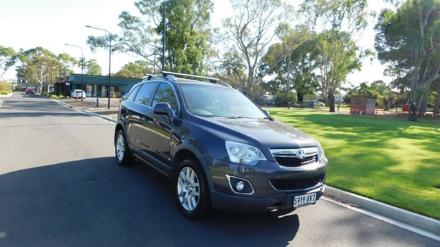 Used Holden Captiva 5, Somerton Park, 2012 Holden Captiva 5 Wagon