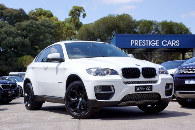 Used BMW X6 xDrive30d Coupe Steptronic, Balwyn, 2013 BMW X6 xDrive30d Coupe Steptronic Wagon
