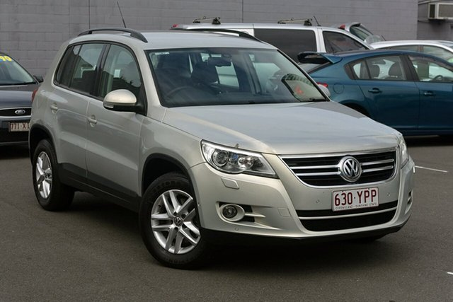 Used Volkswagen Tiguan 103TDI 4MOTION, Southport, 2009 Volkswagen Tiguan 103TDI 4MOTION Wagon