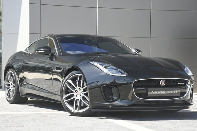 Discounted Used Jaguar F-TYPE R-Dynamic Quickshift RWD 280kW, Southport, 2017 Jaguar F-TYPE R-Dynamic Quickshift RWD 280kW Coupe