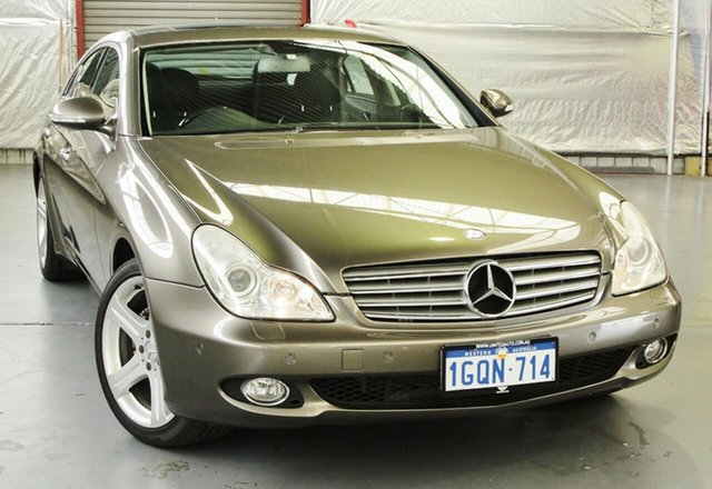 Used Mercedes-Benz CLS350 Coupe, Myaree, 2006 Mercedes-Benz CLS350 Coupe Sedan