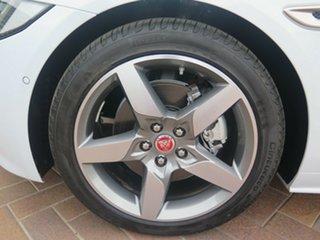 2016 Jaguar XE 20d R-Sport Sedan.