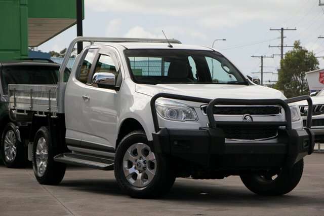 Used Holden Colorado LTZ Space Cab, Caloundra, 2014 Holden Colorado LTZ Space Cab Utility