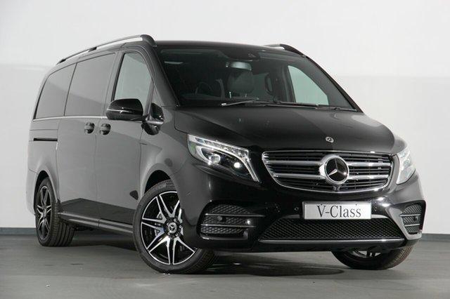 Demonstrator, Demo, Near New Mercedes-Benz V250 d 7G-Tronic + Avantgarde, Southport, 2018 Mercedes-Benz V250 d 7G-Tronic + Avantgarde Wagon