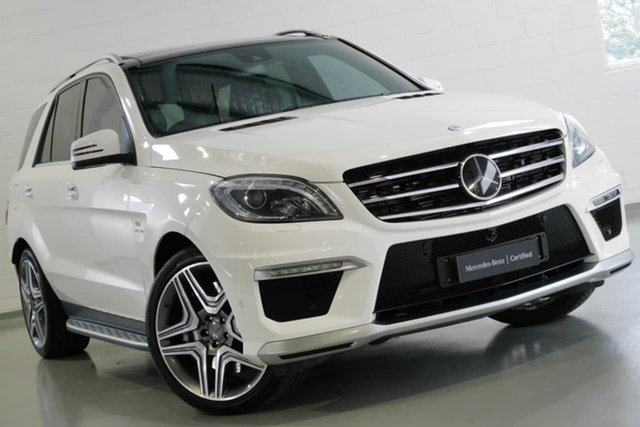 Used Mercedes-Benz ML63 AMG SPEEDSHIFT DCT, Southport, 2013 Mercedes-Benz ML63 AMG SPEEDSHIFT DCT Wagon