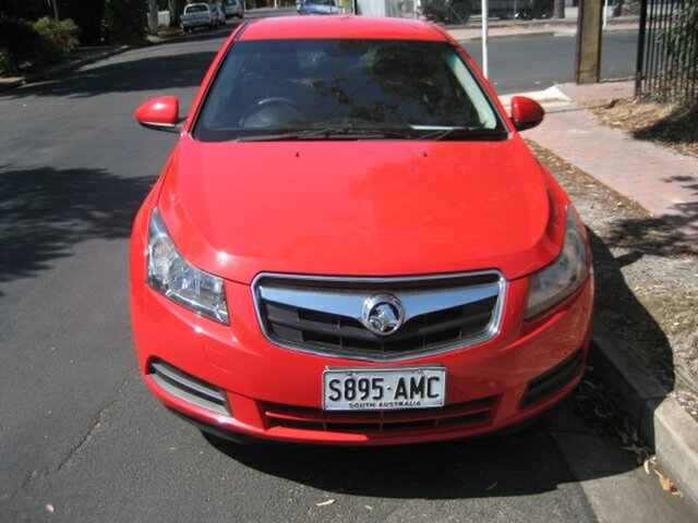 Used Holden Cruze CD, Prospect, 2010 Holden Cruze CD Sedan