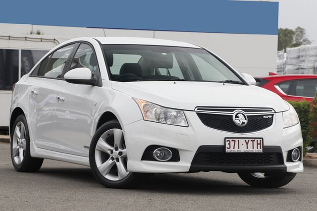Used Holden Cruze SRi, Beaudesert, 2011 Holden Cruze SRi Sedan