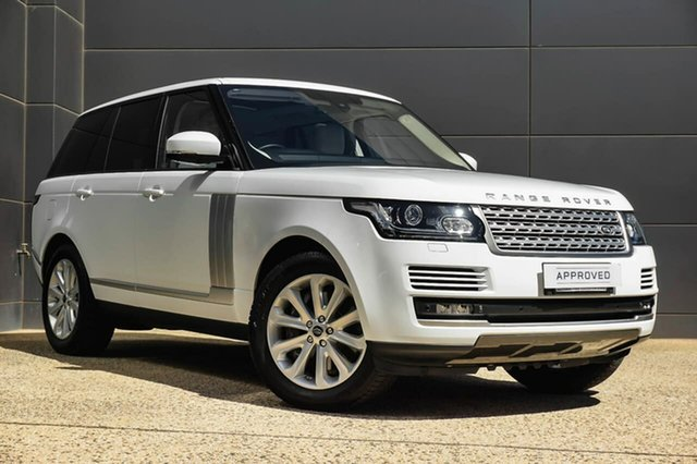 Used Land Rover Range Rover TDV6 Vogue, Geelong, 2013 Land Rover Range Rover TDV6 Vogue Wagon