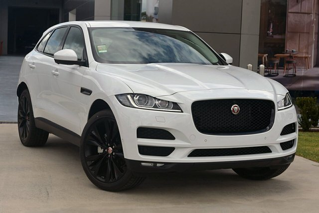 Demonstrator, Demo, Near New Jaguar F-PACE 20d AWD Prestige, Southport, 2017 Jaguar F-PACE 20d AWD Prestige Wagon
