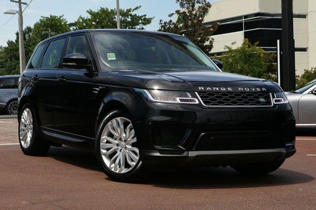 New Land Rover Range Rover Sport SDV6 183kW CommandShift SE, Osborne Park, 2018 Land Rover Range Rover Sport SDV6 183kW CommandShift SE Wagon