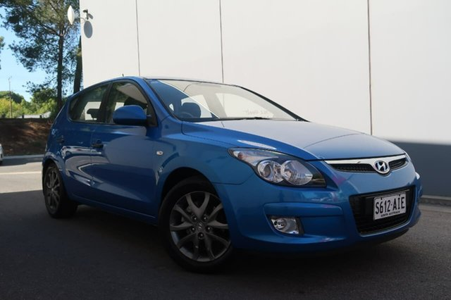 Used Hyundai i30 SX, Christies Beach, 2010 Hyundai i30 SX Hatchback