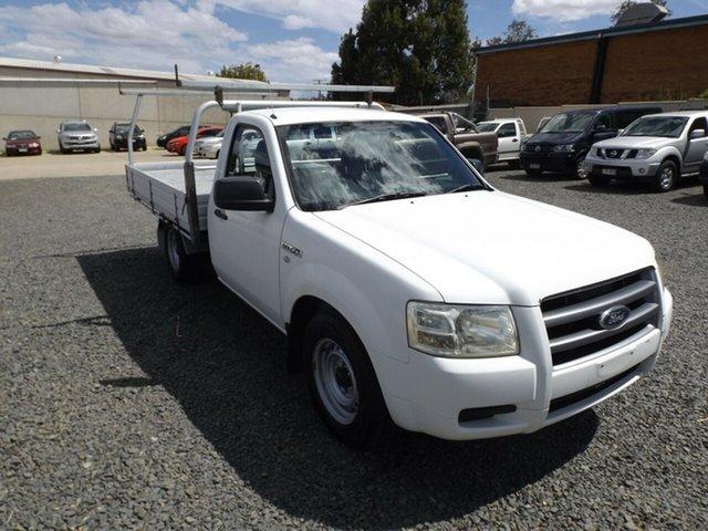 Used Ford Ranger XL 4x2, Toowoomba, 2008 Ford Ranger XL 4x2 Utility