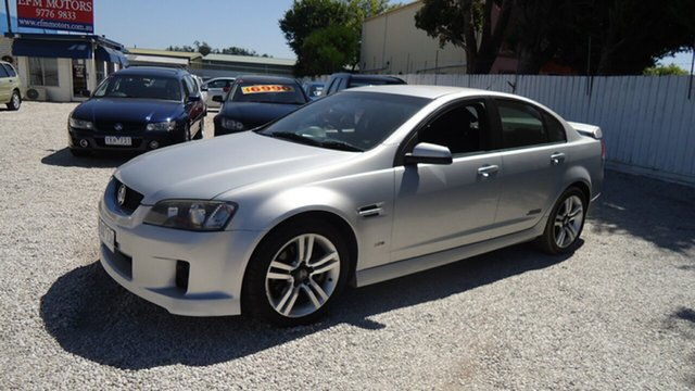 Used Holden Commodore SS, Seaford, 2008 Holden Commodore SS Sedan