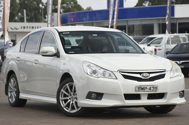 Used Subaru Liberty 2.5i Lineartronic AWD, Warwick Farm, 2009 Subaru Liberty 2.5i Lineartronic AWD Sedan