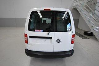 2014 Volkswagen Caddy TDI250 BlueMOTION Maxi DSG Van.