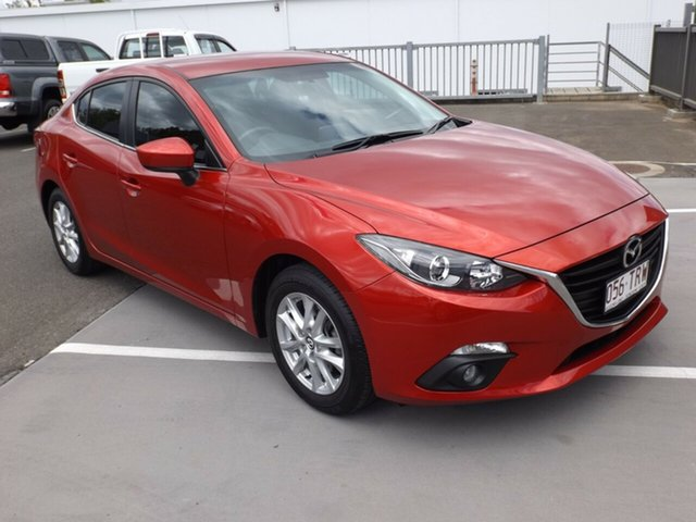 Used Mazda 3 Maxx SKYACTIV-Drive, Toowoomba, 2014 Mazda 3 Maxx SKYACTIV-Drive Sedan
