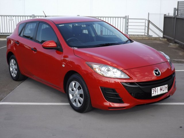 Used Mazda 3 Neo Activematic, Toowoomba, 2009 Mazda 3 Neo Activematic Hatchback