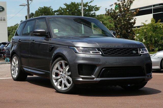 New Land Rover Range Rover Sport SDV8 CommandShift HSE Dynamic, Osborne Park, 2018 Land Rover Range Rover Sport SDV8 CommandShift HSE Dynamic Wagon