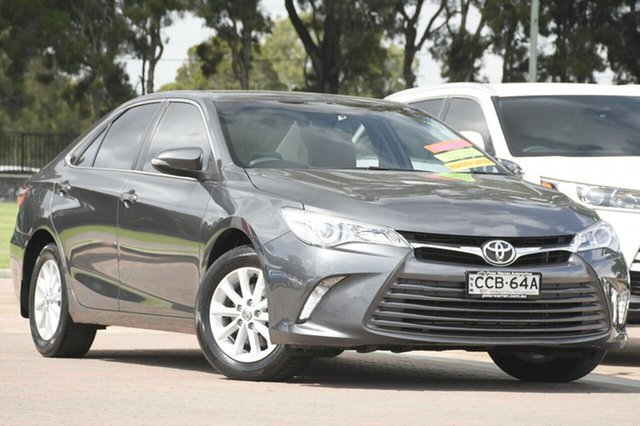 Used Toyota Camry Altise, Southport, 2016 Toyota Camry Altise Sedan