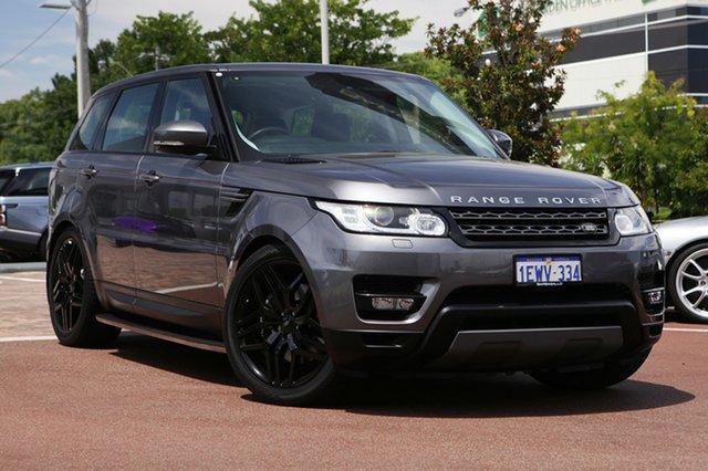 Used Land Rover Range Rover Sport SDV6 CommandShift SE, Osborne Park, 2015 Land Rover Range Rover Sport SDV6 CommandShift SE Wagon