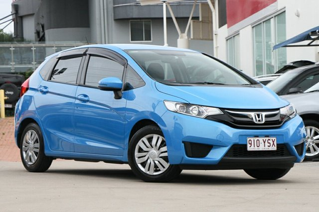 Used Honda Jazz VTi, Indooroopilly, 2015 Honda Jazz VTi Hatchback