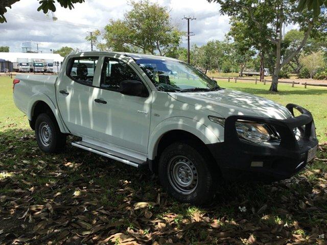 Used Mitsubishi Triton GLX (4x4), Parap, 2015 Mitsubishi Triton GLX (4x4) Double Cab Utility