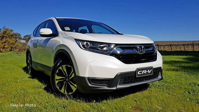 Demonstrator, Demo, Near New Honda CR-V Vi FWD, Tanunda, 2018 Honda CR-V Vi FWD Wagon
