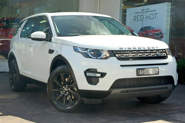 Used Land Rover Discovery Sport Td4 SE, Doncaster, 2015 Land Rover Discovery Sport Td4 SE Wagon