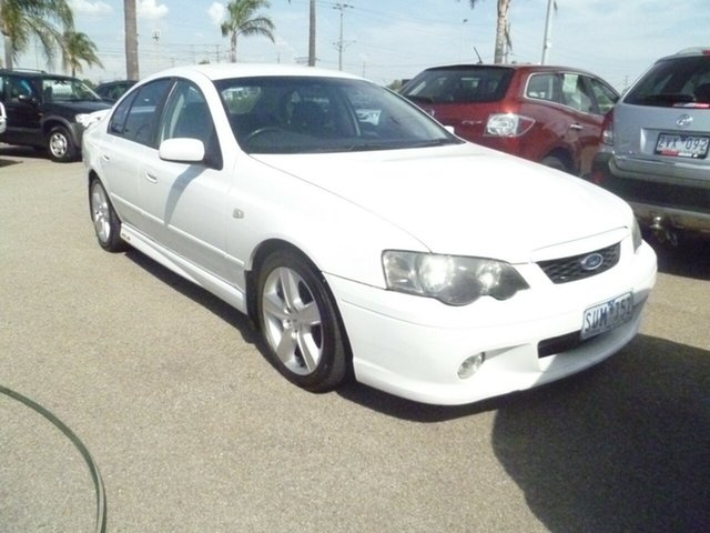 Used Ford Falcon XR8, Cheltenham, 2003 Ford Falcon XR8 Sedan