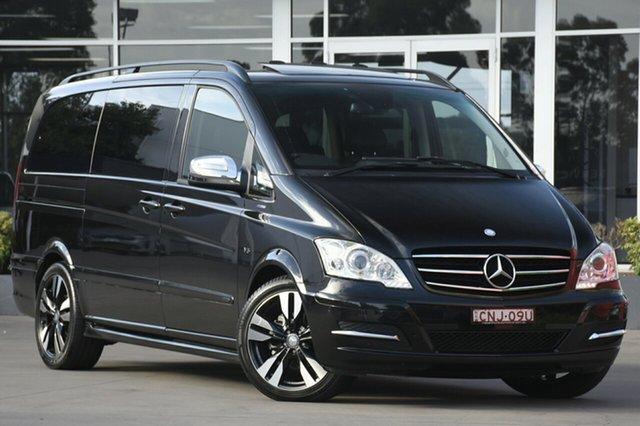 Used Mercedes-Benz Viano Grand Edition Avantgarde, Southport, 2013 Mercedes-Benz Viano Grand Edition Avantgarde Wagon