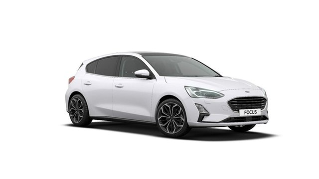 Discounted New Ford Focus Titanium, Warwick Farm, 2018 Ford Focus Titanium Hatchback