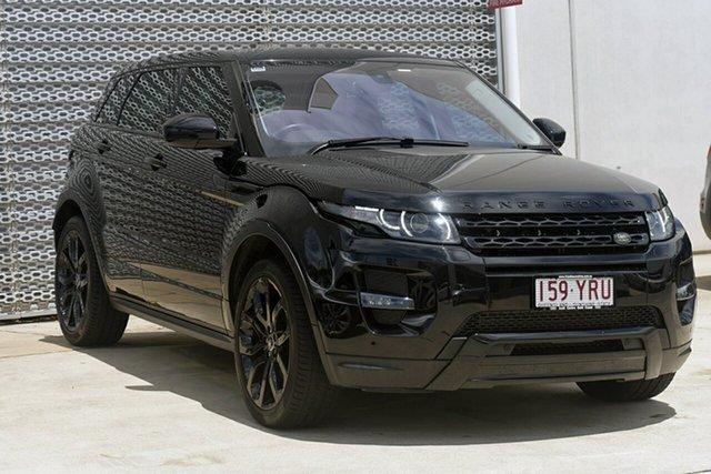 Used Land Rover Range Rover Evoque SD4 Dynamic, Southport, 2015 Land Rover Range Rover Evoque SD4 Dynamic Wagon