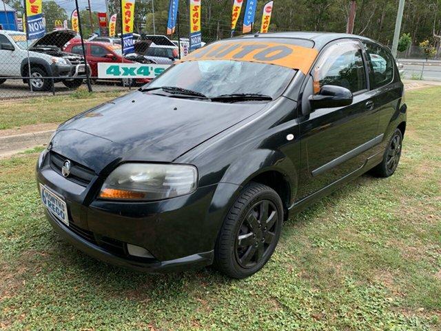 Used Holden Barina, Clontarf, 2006 Holden Barina Hatchback