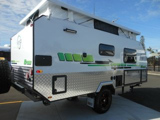 2019 Vivid Caravans Cross, 16' Hybrid [UC1908] Pop Top.