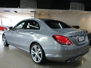 2015 Mercedes-Benz C200 BlueTEC 7G-Tronic + Sedan.