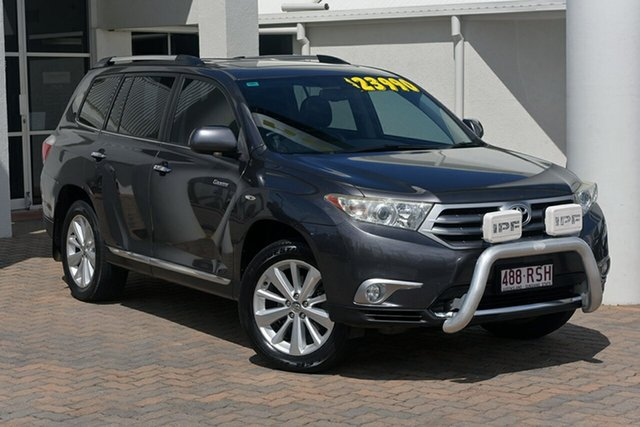 Discounted Used Toyota Kluger Grande AWD, Southport, 2011 Toyota Kluger Grande AWD Wagon