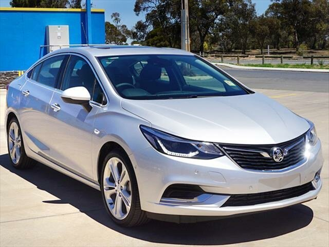 Demonstrator, Demo, Near New Holden Astra LTZ, Berri, 2018 Holden Astra LTZ Sedan