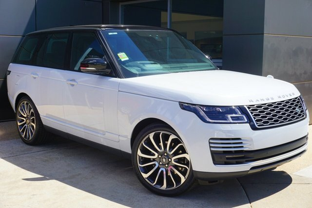 New Land Rover Range Rover SDV6 Vogue, Phillip, 2018 Land Rover Range Rover SDV6 Vogue Wagon