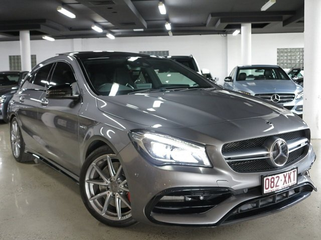 Used Mercedes-Benz CLA45 AMG Shooting Brake SPEEDSHIFT DCT 4MATIC, Albion, 2017 Mercedes-Benz CLA45 AMG Shooting Brake SPEEDSHIFT DCT 4MATIC Wagon