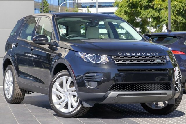 New Land Rover Discovery Sport TD4 132kW SE, Newstead, 2017 Land Rover Discovery Sport TD4 132kW SE Wagon