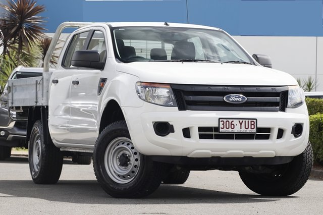 Used Ford Ranger XL Double Cab, Bowen Hills, 2013 Ford Ranger XL Double Cab Utility