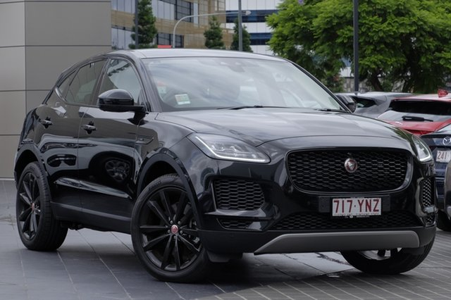 Demonstrator, Demo, Near New Jaguar E-PACE D240 AWD SE, Newstead, 2018 Jaguar E-PACE D240 AWD SE Wagon