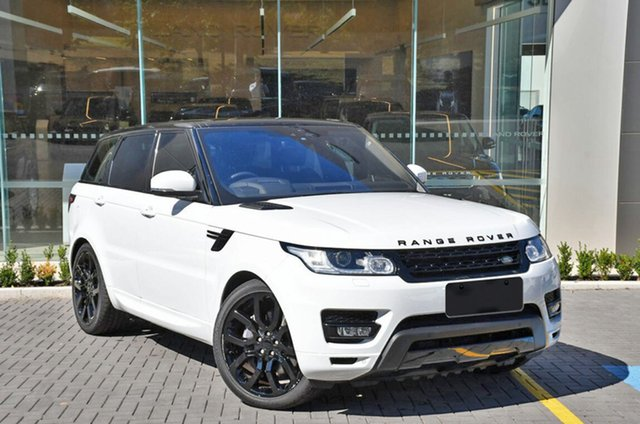 Used Land Rover Range Rover Sport SDV6 CommandShift HSE, Berwick, 2017 Land Rover Range Rover Sport SDV6 CommandShift HSE Wagon