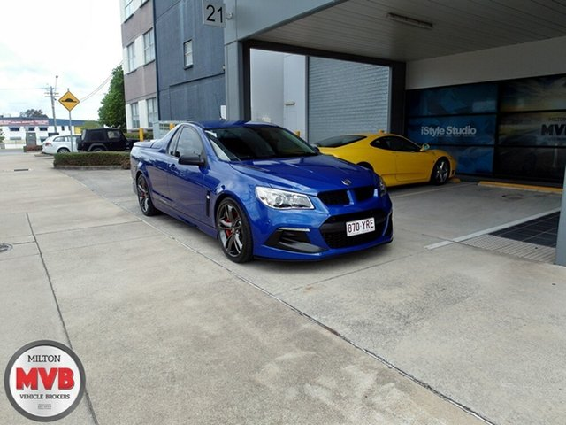 Used Holden Special Vehicles Maloo R8 LSA, Eagle Farm, 2015 Holden Special Vehicles Maloo R8 LSA Utility