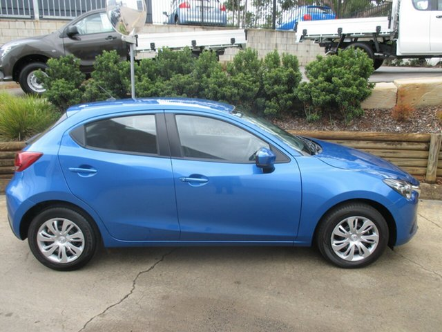 Demonstrator, Demo, Near New Mazda 2 Neo SKYACTIV-MT, Toowoomba, 2018 Mazda 2 Neo SKYACTIV-MT Hatchback