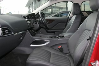 2016 Jaguar F-PACE 30d AWD Portfolio SUV.