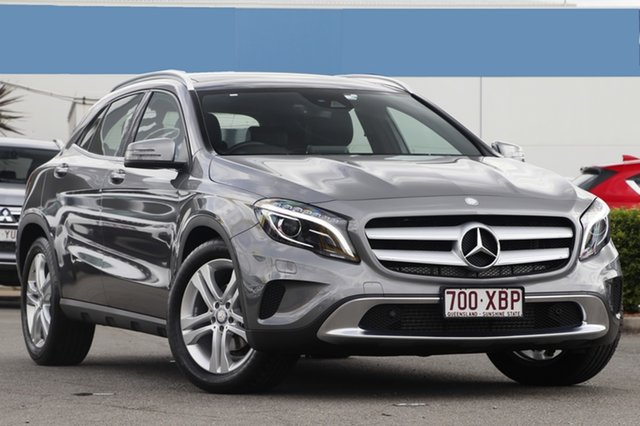 Used Mercedes-Benz GLA220 d DCT, Beaudesert, 2016 Mercedes-Benz GLA220 d DCT Wagon