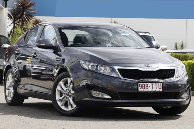 Used Kia Optima SI, Beaudesert, 2012 Kia Optima SI Sedan