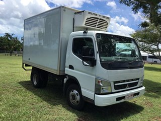 2010 Mitsubishi Fuso Canter FE83D 2.0 MWB Cab Chassis.
