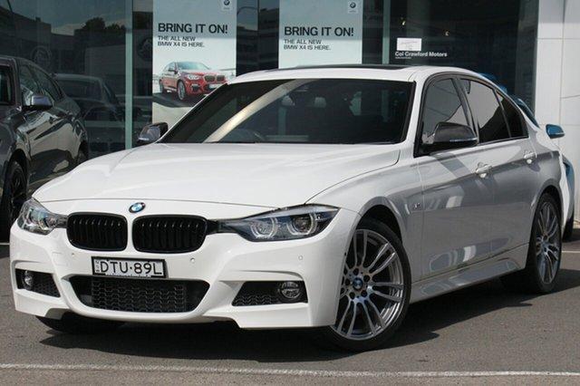 Used BMW 330i Sport Line, Brookvale, 2017 BMW 330i Sport Line Sedan